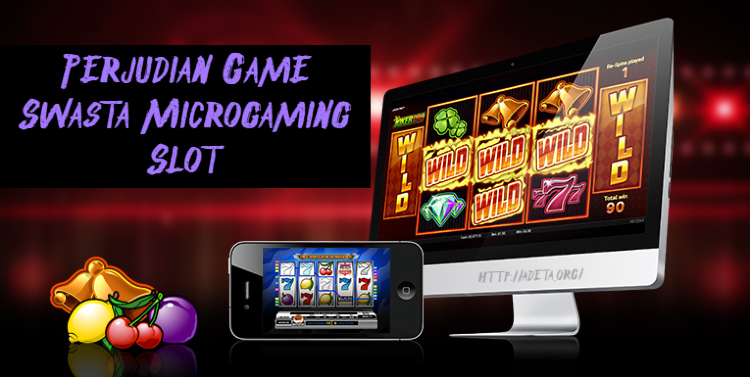 Perjudian Game Swasta Microgaming Slot